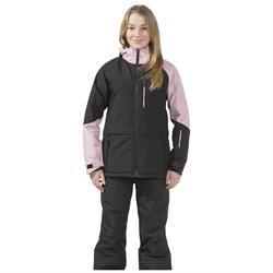 Куртка для девушки Didriksons KAYA - фото 5150