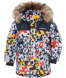 Polarbjornen printed куртка детская